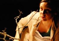 Figurentheater Kathrin Irion, die Geschichte vom Wunderapfel